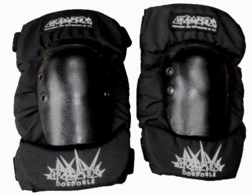 Hammer Dogbowls BMX Knee Pads Sz Large NOS