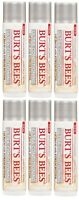6 Pack Burt's Bees Ultra Conditioning Lip Balm With Kokum Butter 0.15 Oz Each on sale