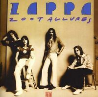 Frank Zappa - Zoot Allures [new Cd] on sale