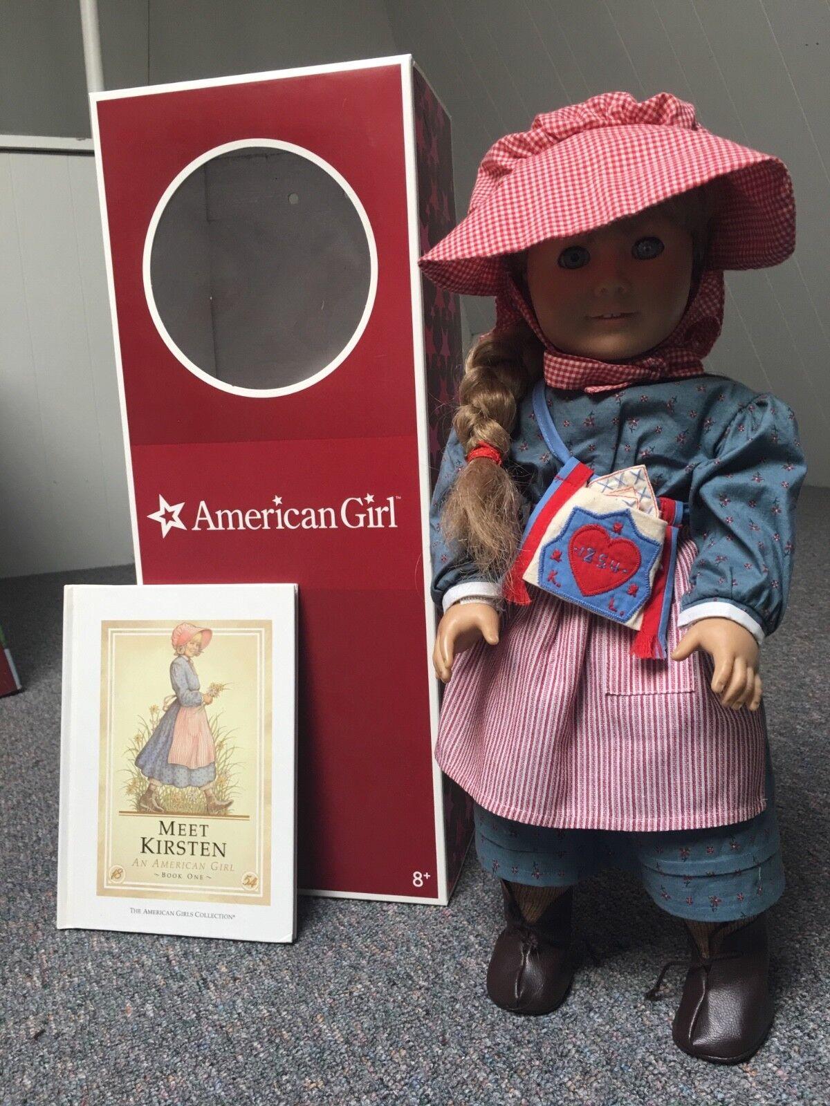 American girl - Kirsten - Good condition