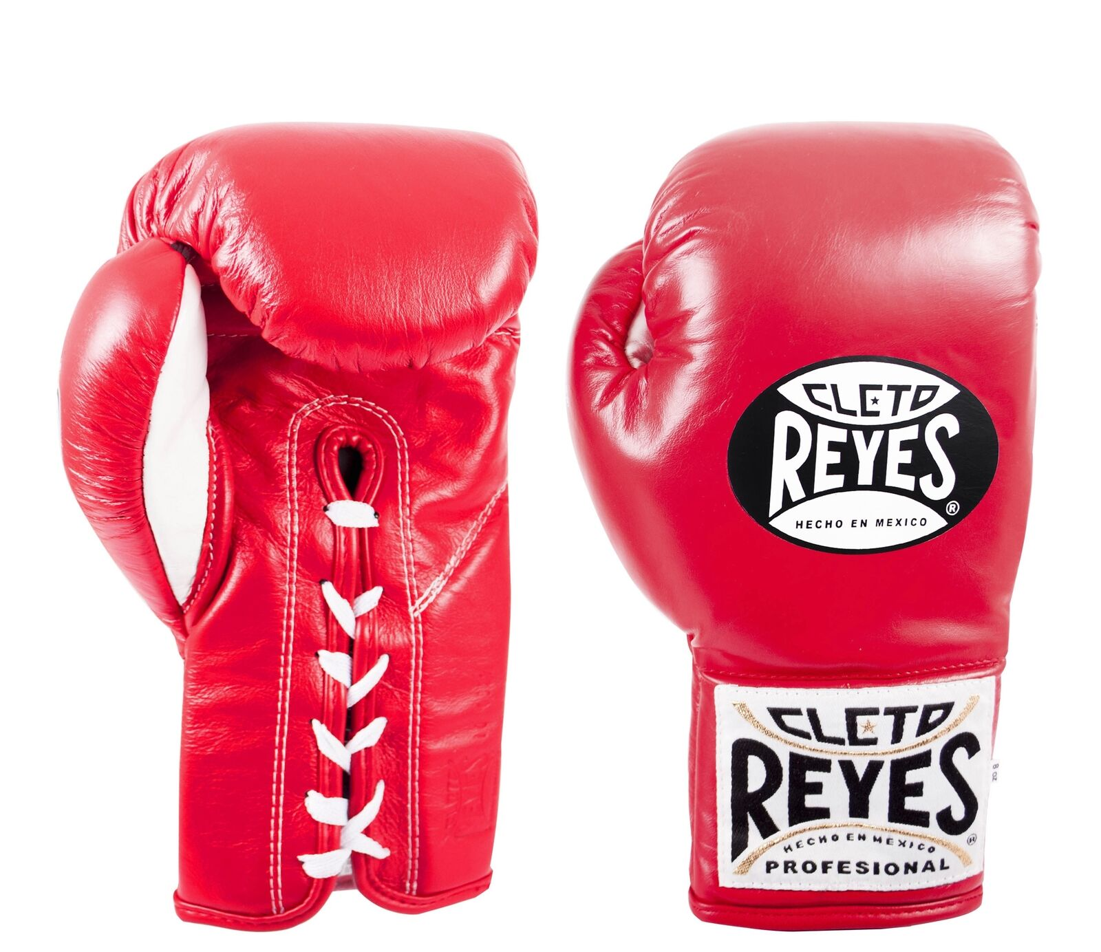 Cleto Reyes Safetec Professionell Professionell Safetec Training Boxhandschuhe - Rot 9affa5