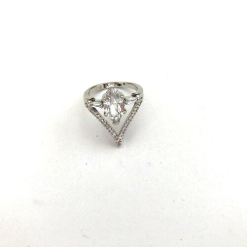 silber v schmuck ovale ringe 925 sterling förmige weiße cz diamanten