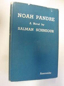 Acceptable-Noah-Pandre-Schneour-Salman-1938-01-01-Foxing-tanning-to-edges-a