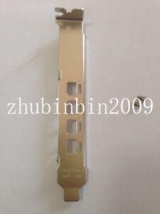 Full Height Bracket for NVIDIA Quadro K1200 NVS510 P400 P600 P620 P1000 Graphics