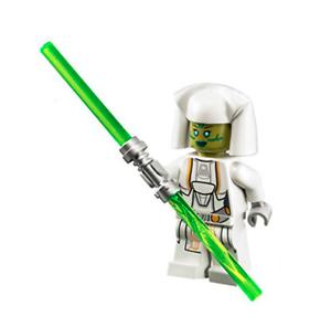 Lego Star Wars Minifigure Jedi Consular /& Lightsaber 75025 **New** **Very Rare**