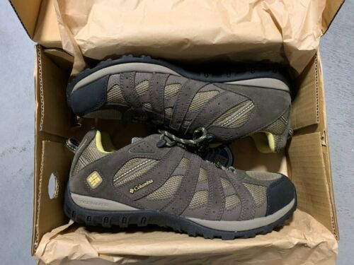 Brown Columbia Redmond Waterproof Women/'s Trail Shoes;   Color Tan Yellow