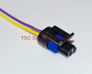 t56 vss vehicle speed sensor connector wiring pigtail gm lt1 ls1 rh ebay com