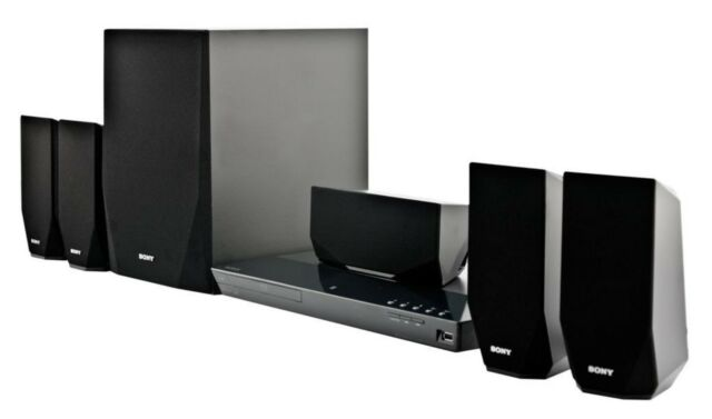 New Drivers: Sony HBD-E2100 Home Theatre