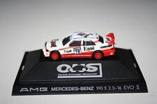 Herpa 1:87: 3542 AMG Mercedes-Benz 190 E 2.5 - 16 EVO II,OVP, Präs.box, Fahrerk.
