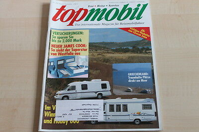Tripple E Regancy 796 Topmobil 05/1994 Bimobil Fm 440 100% QualitäT 151950