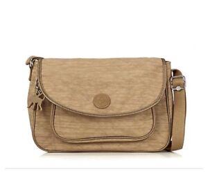 Image Is Loading Kipling Sunita Premium Flapover Crossbody Bag Rrp 81