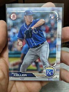 2019-Topps-Brad-Keller-4x-Card-Lot-RC-Rookie-Kansas-City-Royals