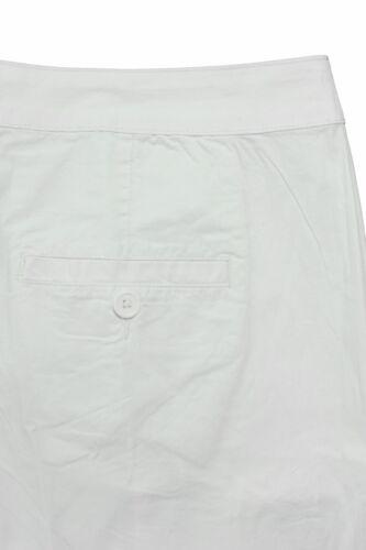 sheego Culotte Caprihose Sommerhose 3//4 Hose Haremshose Shorts Damen Baumwolle