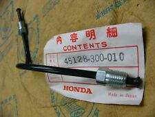 Honda CB 750 Four K2 Bremsleitung für Bremszange Metall Pipe B front brake