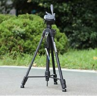 portable Aluminum Tripod For Professional Digital SLR Camera Weifeng WT-3730