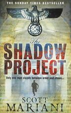 The Shadow Project (Ben Hope, Book 5),Scott Mariani
