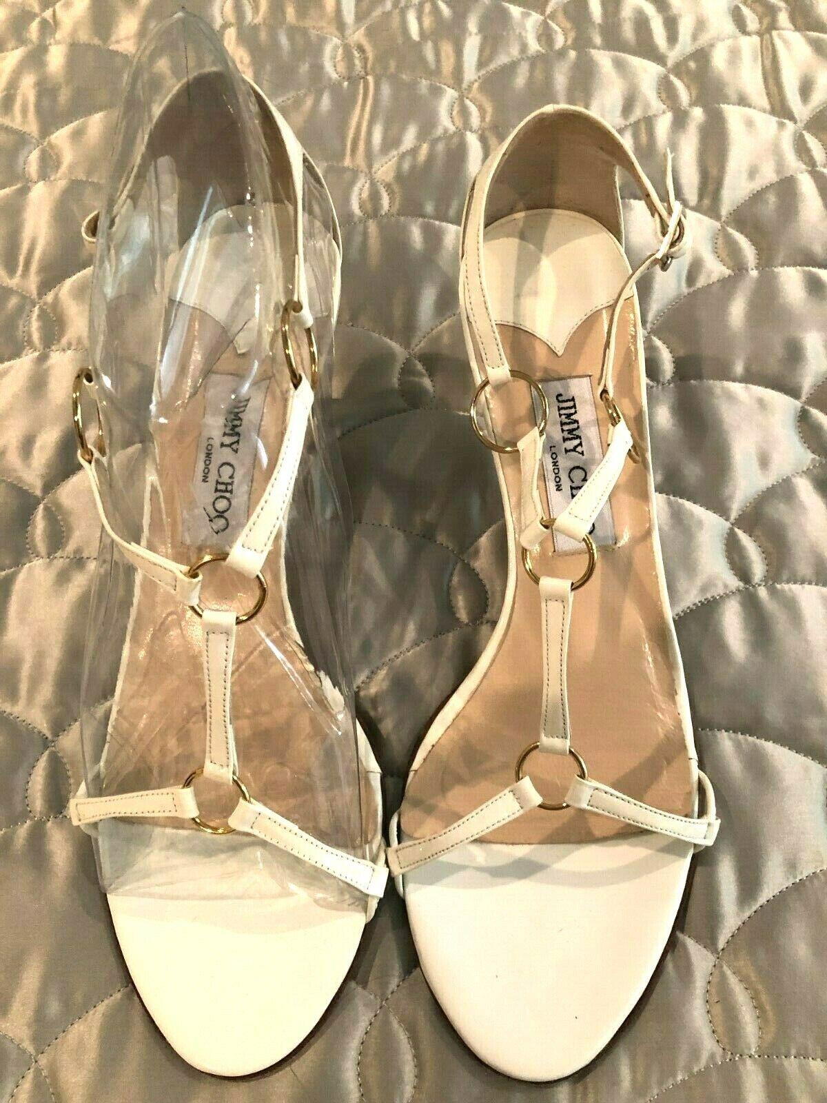 1f164f96655 Jimmy Choo Beautiful Beautiful Beautiful Off White Patent leather ...