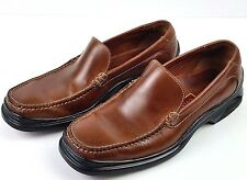 Cole Haan Santa Barbara Nike Air Leather Casual Moc Loafers Men's US 9.5M 07184