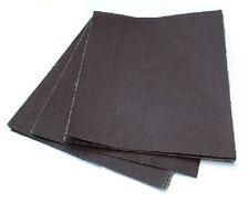 8 PACK - Emery Sanding Cloth Sheets - Fine / Medium / Coarse - 230MM X 280MM