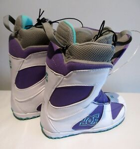 220-ski-boots-DC-Shoes-Snowboard-Boots-CHRISTMAS-BOA-Lacing-Snow-UK-4-37