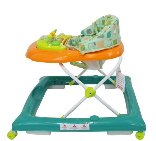New Baby Walker Premiers Pas Pousse Bouncer Activity MUSIC MELODY