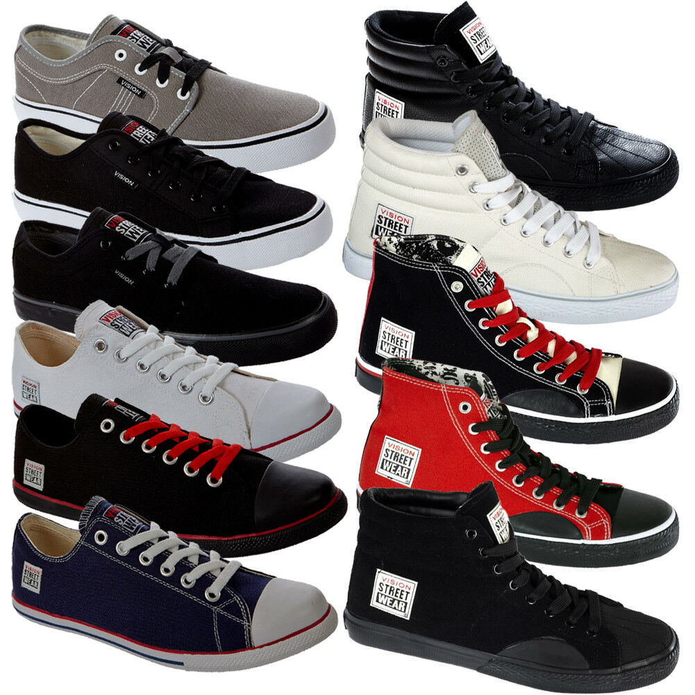 Vision Street Wear Schuhe 41 42 43 44 45 46 47 Streetwear Skateschuh Skate neu