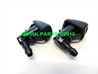 2007-2010 Ford Edge Lincoln MKX RH & LH Windshield Washer Jet Nozzle Set OEM NEW