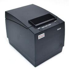 Wincor Nixdorf Th230 Pos Thermal Receipt Printer 01750119382 Grey 24v Rs 232c