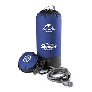 Portable Inflatable Outdoor Shower Bag Folding Barrel
