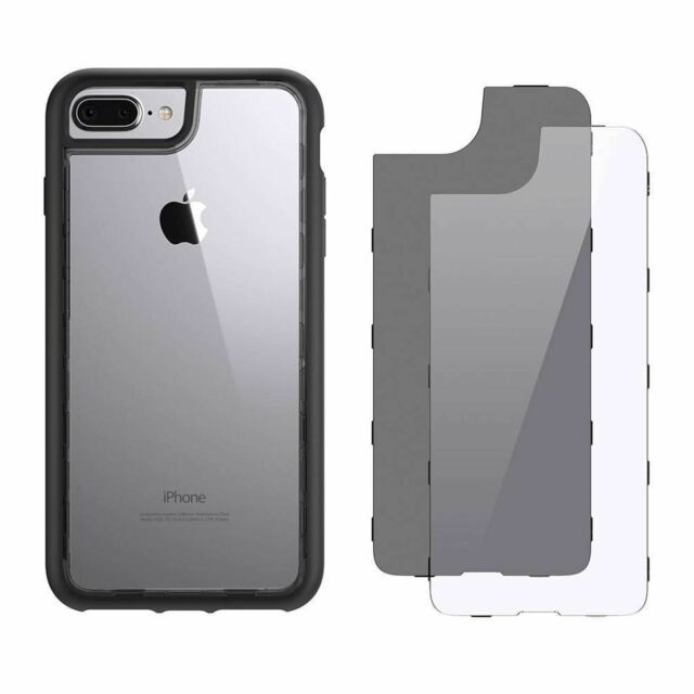 Griffin iPhone 8 7 6S 6 Plus Survivor Adventure Protective Case & 2 Extra Backs