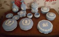 Wedgwood Jasperware Various Items
