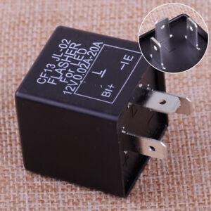 led blinker relais blinkrelais flasher lampe 12v. Black Bedroom Furniture Sets. Home Design Ideas