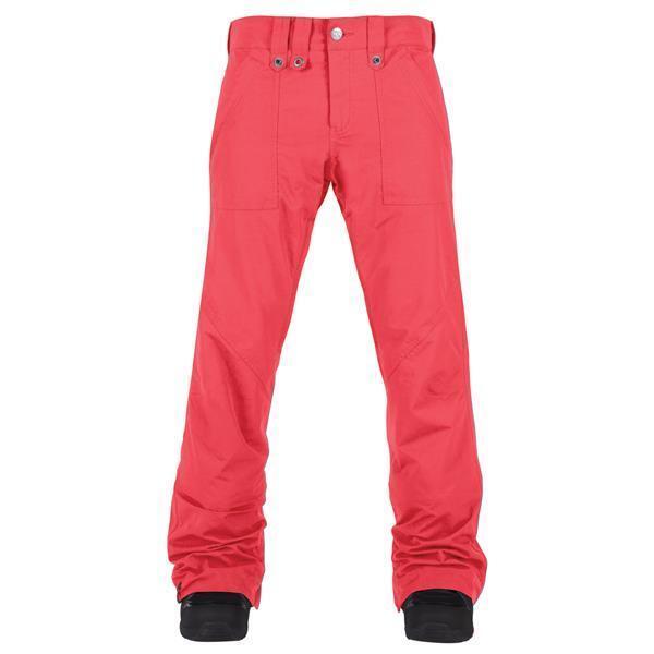 Nuovo Donna Bonfire Rosa Snowboard Pants Medium Tango