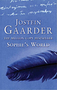 Sophie-039-s-World-A-Novel-About-the-History-of-Philosophy-Gaarder-Jostein-Very