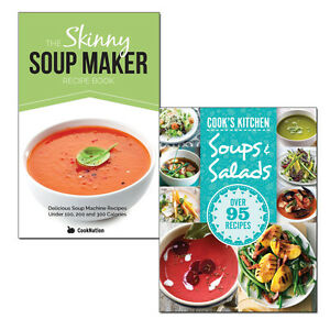 Soups: Easy, Healthy Homemade Soup Recipes (Simply Delicious Cookbooks Book 2)
