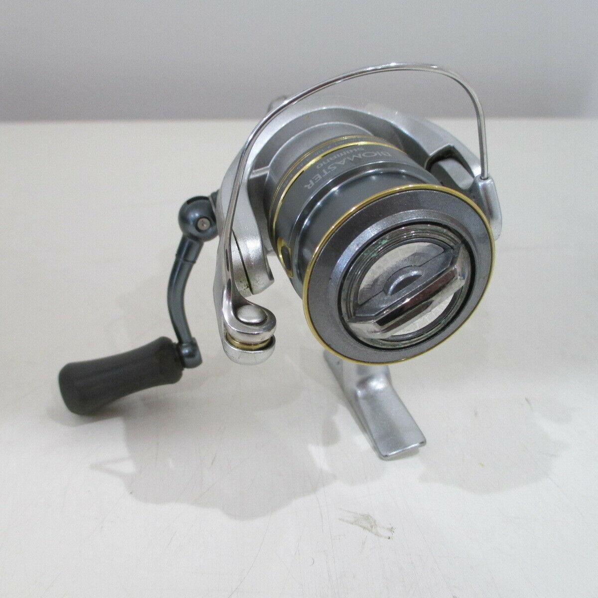 Shiuomoo Biomaster C2000S Spinning reel from Tokyo Japan