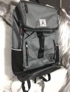 ef9af85164a4 La foto se está cargando Nike-Air-Jordan-Mochila-Bolso-De-Laptop-Breakfast-