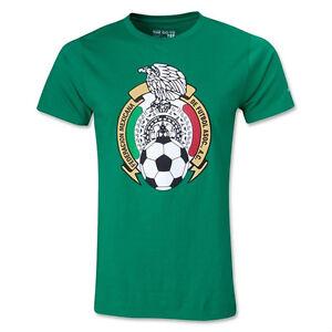 c Federation Nwt Sz A Adidas de mujer Asoc Futbol Mexicana Camiseta m De gf05wfx