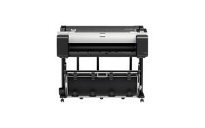 Canon TM-305 Large Format A0+Plotter, 5-Farb-System, Stand, Network / WLAN, HDD