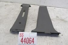 98 99 00 01 02 KIA SPORTAGE INTERIOR RIGHT CENTER PILLAR TRIM COVER PANEL GREY