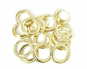 Brass Gold Eyelets Grommet With Washers For Making Curtain