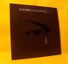 Cardsleeve Single CD MICHAEL JACKSON Cry 2TR 2001 r & b swing