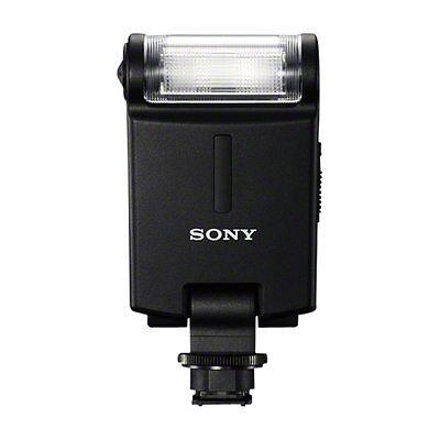 Blitzgerät Sony HVL-F20M +20€ Cashback für A7 A7R A7S A6000 A6300 A58 A99 A77
