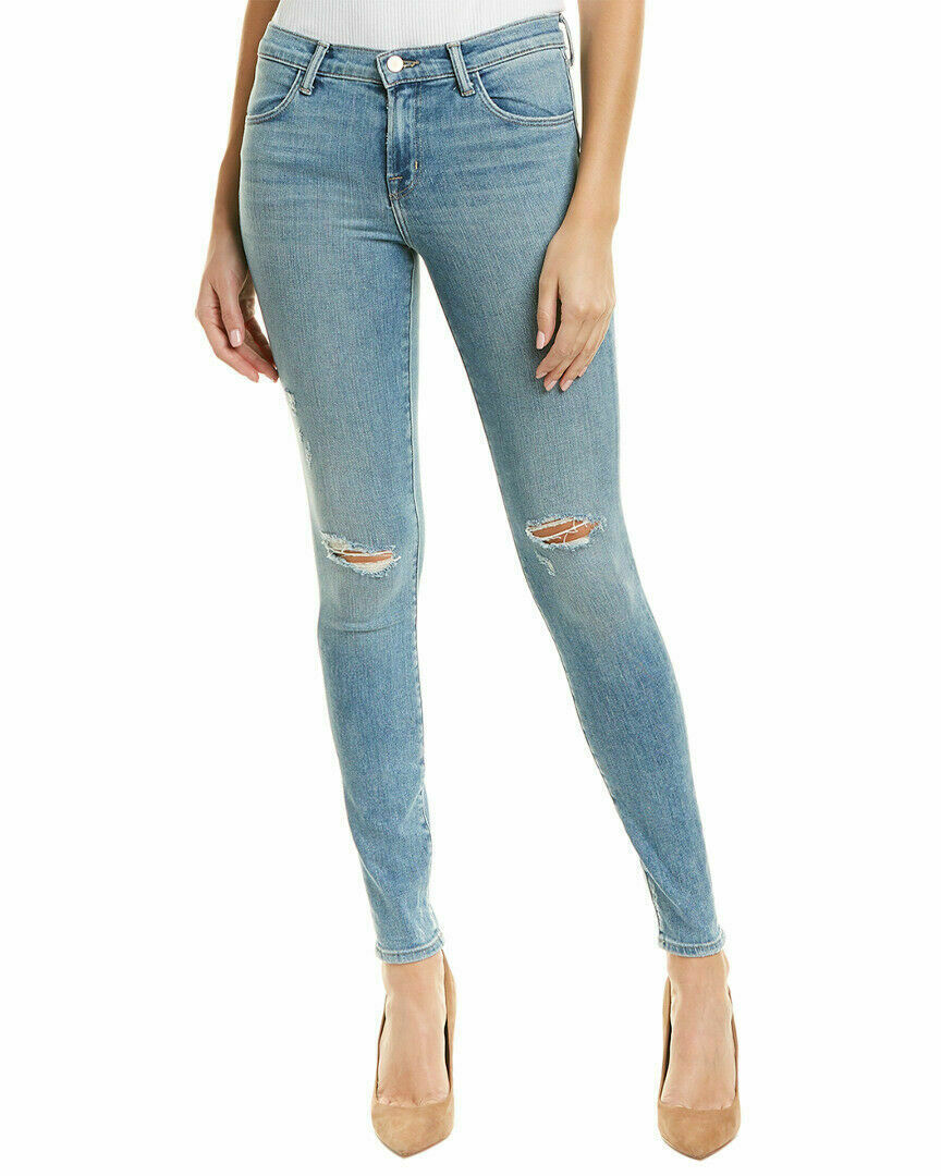 J Brand Surge Destruct Super Skinny Leg Jeans sz.26 NWT  248