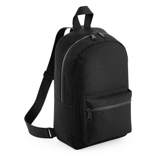 BG153 Bagbase Mini Essential Fashion Backpack 6 Litres Capacity Small Bag
