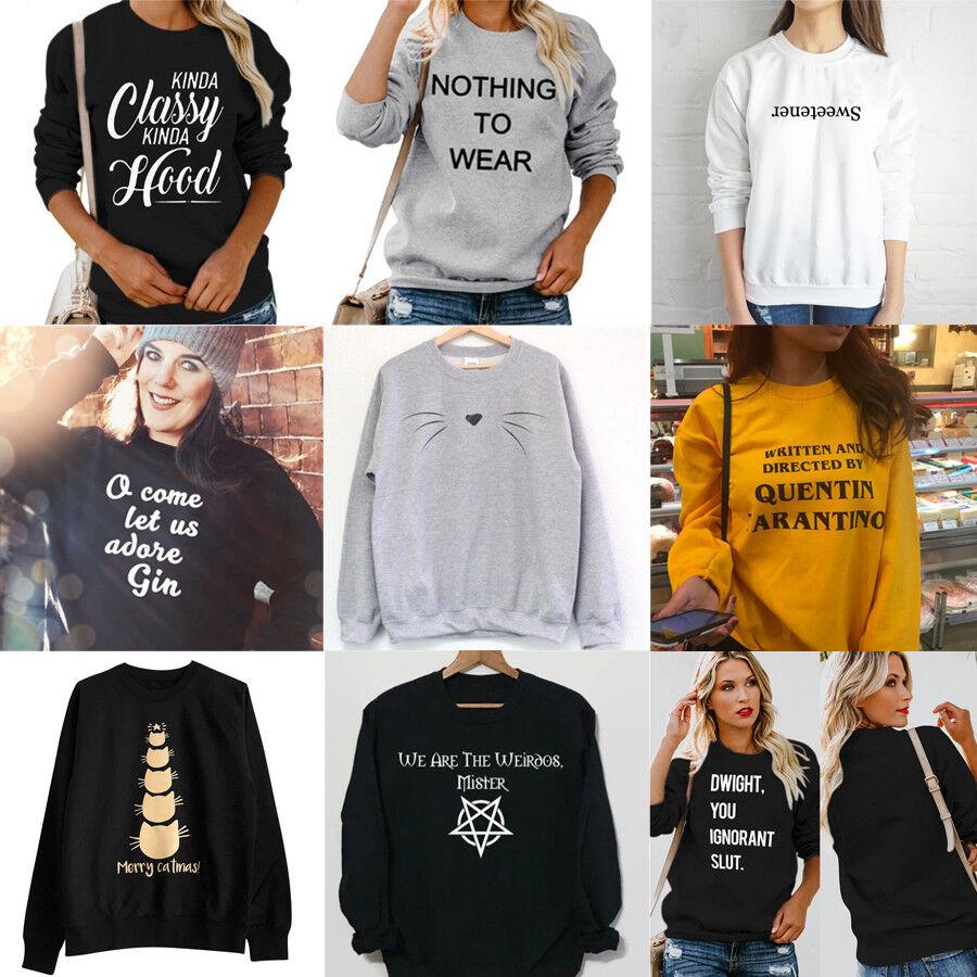 Kinda Classy Kinda Hood Sweatshirt Women Men Sweater Pullover Tumblr Top Present