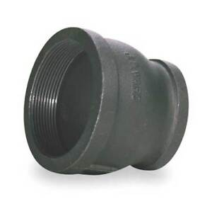 ZORO-SELECT-2WU72-4-034-x-2-034-FNPT-Malleable-Iron-Reducer-Class-150
