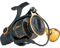 Penn Slammer Iii 4500 Spinning Reel 7 Bearings 30 Lbs Max 320/10 Lbs Mono