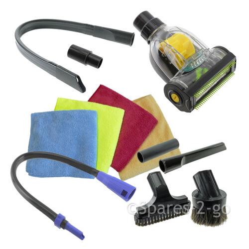 Car Valet Spazzola per Fessure Tappezzeria Turbo Kit di strumenti per per aspirapolvere Miele