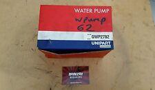 RENAULT CLIO KANGOO TWINGO LAGUNA UNIPART WATER PUMP OE QUALITY GWP2782